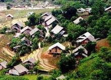 GiangTaChai-Village