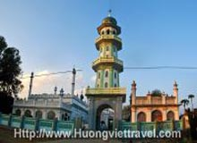 Hsipaw Mosque - Myanmar Tours